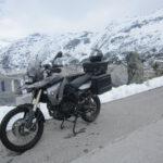 F800 in den Julischen Alpen